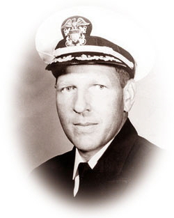 Capt Paul L. Milus Portrait