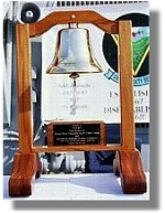 USS Milius - Our New Bell!